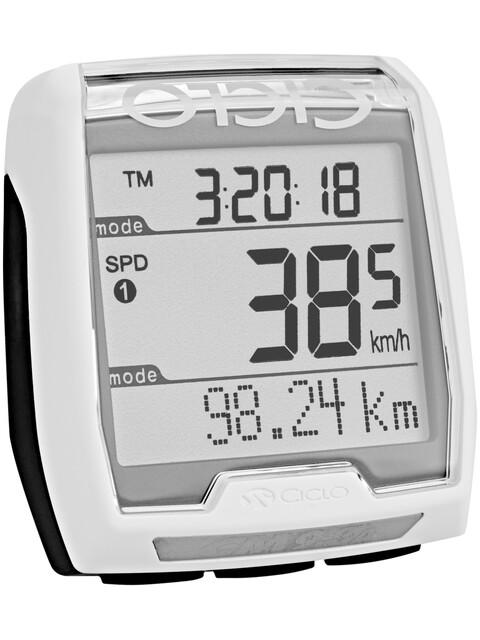 Ciclosport CM 9.3 A Plus Trådlös Cykeldator + pulsmätare, kadens